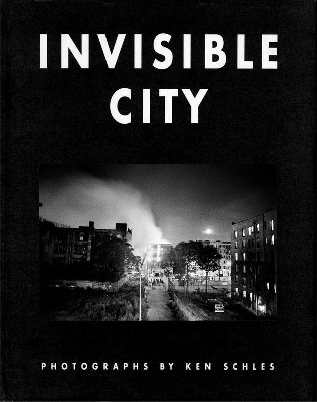 Invisible City von Ken SChles