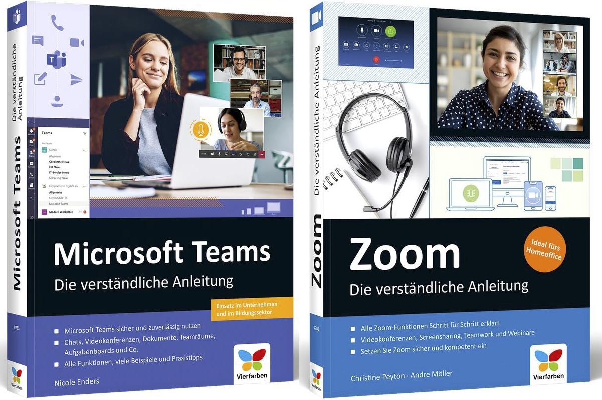 Zoom und MIcrosoft Teams